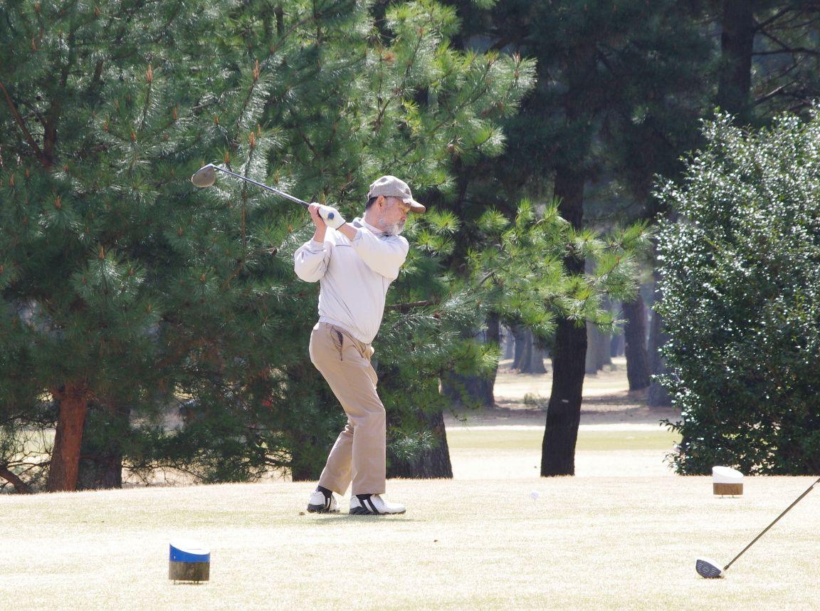 市民ゴルフ大会