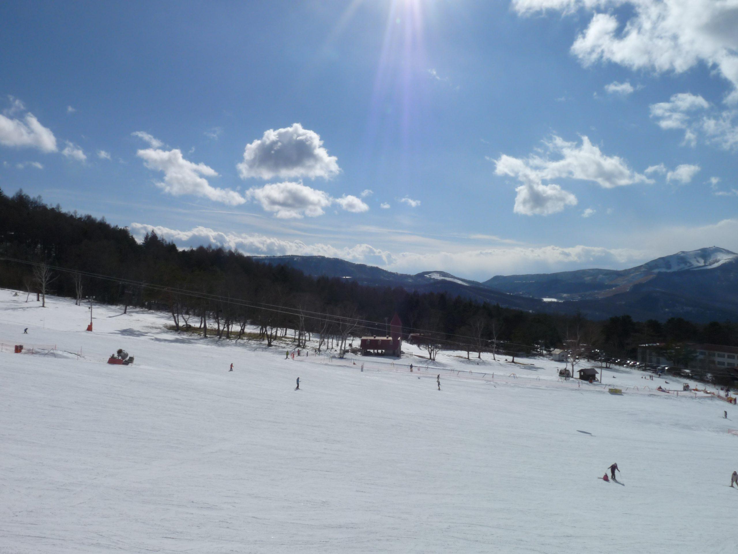 スキー講習会